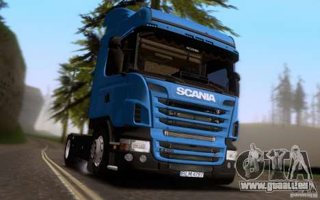 Scania R500 für GTA San Andreas