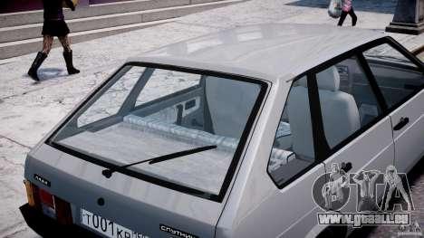 VAZ-21093i für GTA 4