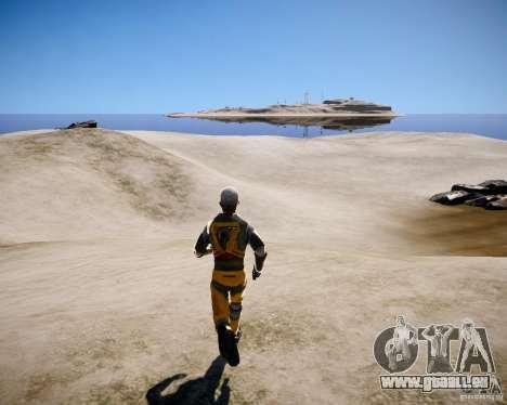 Morgan Freeman pour GTA 4 sixième écran