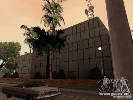 Das neue Krankenhaus in Los Santos für GTA San Andreas dritten Screenshot