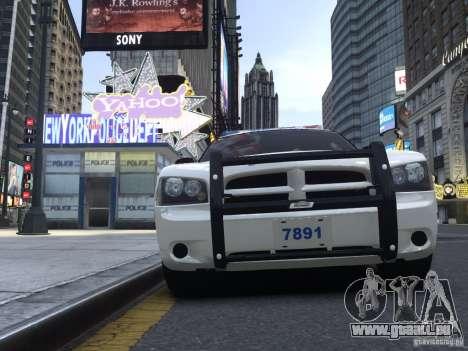 Dodge Charger NYPD für GTA 4 linke Ansicht