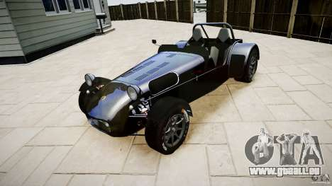 Caterham 7 Superlight R500 für GTA 4
