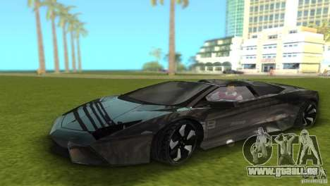 Lamborghini Reventon für GTA Vice City