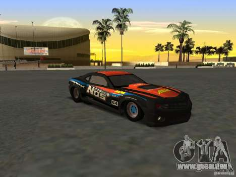 Chevrolet Camaro NOS pour GTA San Andreas