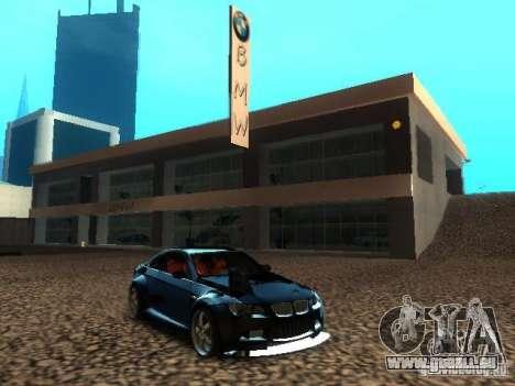 Concessionnaire BMW à San Fierro pour GTA San Andreas