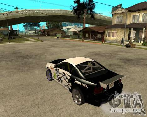 2003 Ford Mustang GT Street Drag pour GTA San Andreas laissé vue