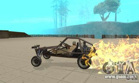 GTA FEATURE BURNOUT FIX 1.2 pour GTA San Andreas