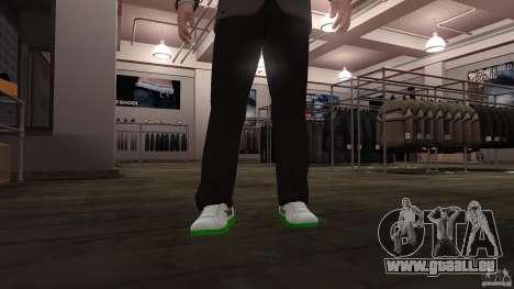 Lacoste runners pour GTA 4 secondes d'écran