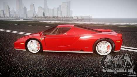 Ferrari Enzo pour GTA 4 est une gauche