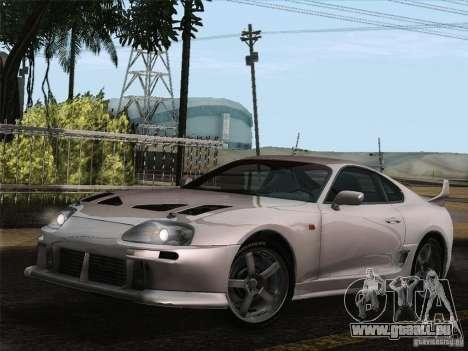 Toyota Supra TRD3000GT v2 für GTA San Andreas
