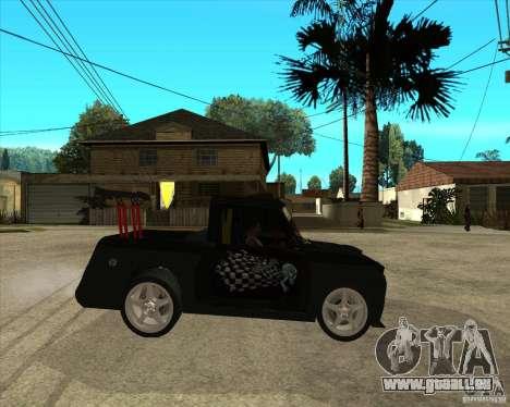 VAZ 2104 volk für GTA San Andreas rechten Ansicht