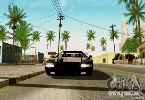 ENBSeries FS by FLaGeR v 1.0 pour GTA San Andreas