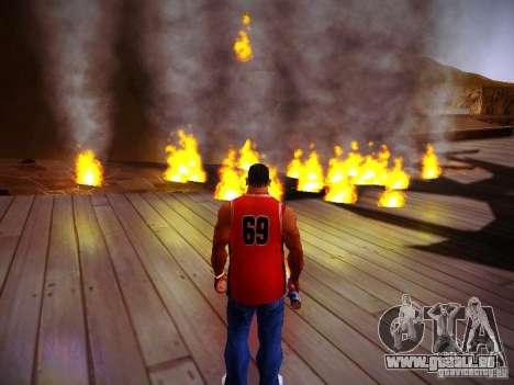 Neue Effekte für GTA San Andreas sechsten Screenshot