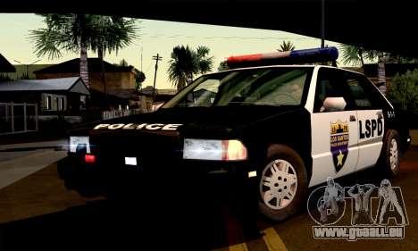 New Police LS für GTA San Andreas rechten Ansicht