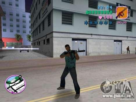 AK-103 für GTA Vice City Screenshot her