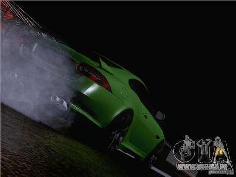 Jaguar XKR-S 2011 V2.0 für GTA San Andreas