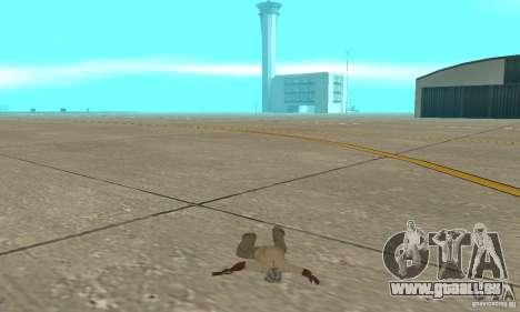 Actdead pour GTA San Andreas quatrième écran