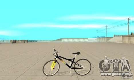 KTM Bike beta für GTA San Andreas linke Ansicht