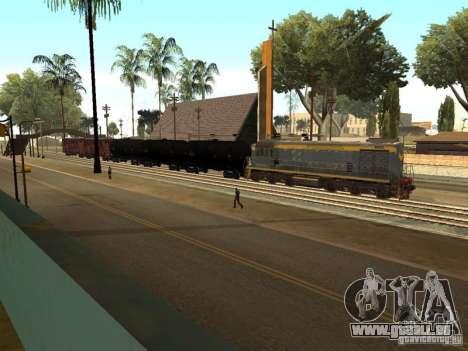 TÈM1M-1836 pour GTA San Andreas laissé vue