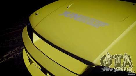 Nissan Skyline GTS R33 für GTA San Andreas Innenansicht