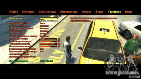 CG4 Radar Map pour GTA 4 secondes d'écran