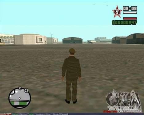 Staline pour GTA San Andreas cinquième écran