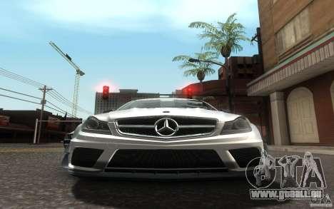 ENB Series by muSHa v1.0 pour GTA San Andreas deuxième écran