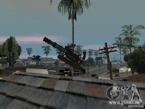 Weapon Pack für GTA San Andreas fünften Screenshot