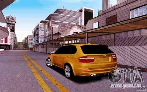 New Graphic by musha v4.0 pour GTA San Andreas quatrième écran
