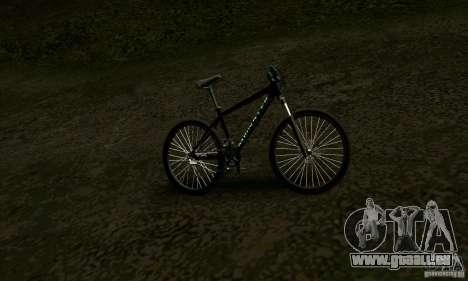 Vélo avec Monster Energy pour GTA San Andreas