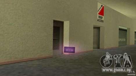 Les icônes de la chasse à l'homme GTA Vice City pour la deuxième capture d'écran