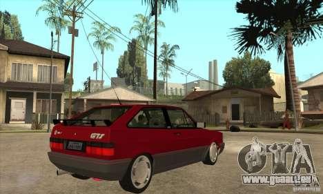 Volkswagen Gol GTS 1994 für GTA San Andreas rechten Ansicht