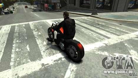 Metal Clothes FULL Pack v1 pour GTA 4 quatrième écran