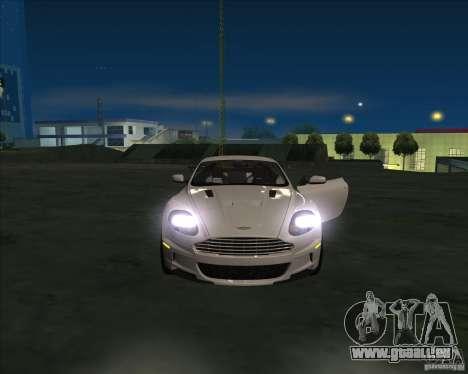 Aston Martin DBS 2009 für GTA San Andreas