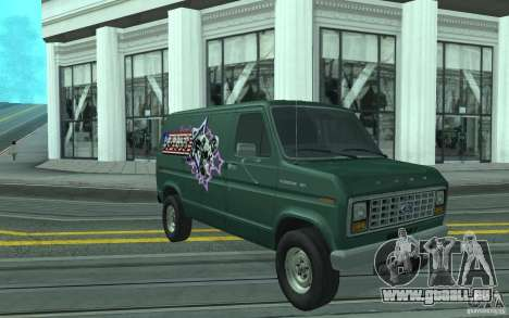 Ford E-150 Short Version v2 pour GTA San Andreas