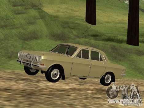 GAZ 24-01 für GTA San Andreas