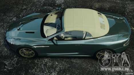 Aston Martin DBS Volante [Final] pour GTA 4 est un droit