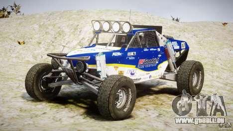 Jimco Buggy für GTA 4 Rückansicht