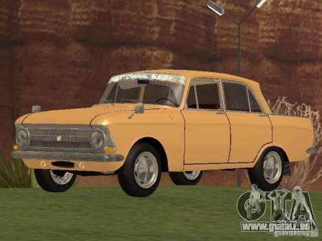 IZH-412 für GTA San Andreas