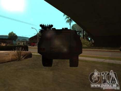 S. w. a. T aus Counter Strike Source für GTA San Andreas rechten Ansicht