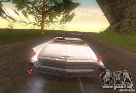 Cadillac Series 62 1960 für GTA San Andreas rechten Ansicht