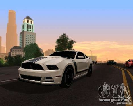 Real World ENBSeries v4.0 pour GTA San Andreas