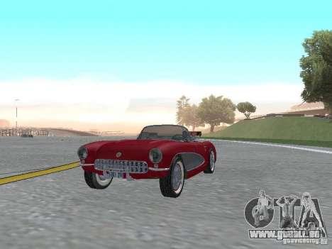 Chevrolet Corvette C1 pour GTA San Andreas