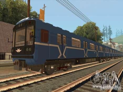 Tube type 81-717 pour GTA San Andreas