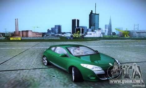 Renault Megane Coupe für GTA San Andreas rechten Ansicht