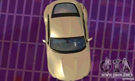BMW Z4 E85 M für GTA San Andreas Seitenansicht