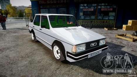 Volkswagen Jetta 1981 für GTA 4 rechte Ansicht