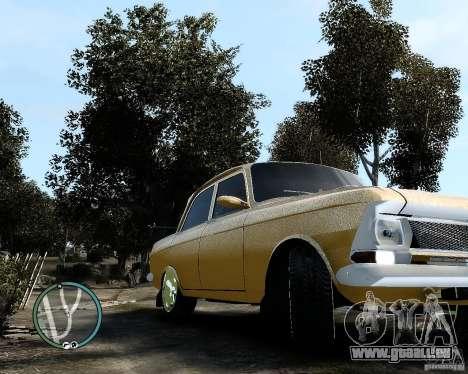 Moskvič 412 Street Racer [Alpha] für GTA 4 hinten links Ansicht