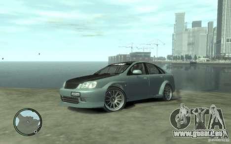 Chevrolet Lacetti Street Tune pour GTA 4