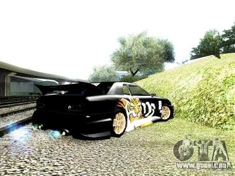 Vinyle big Lou de Most Wanted pour GTA San Andreas laissé vue